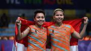 Ganda Putri Indonesia Greysia dan Apriyani Sumbang Medali Emas SEA Games 2019