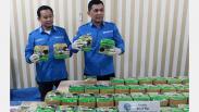 BNN Amankan 41,6 Kg Sabu dari Jaringan Lapas di Lampung