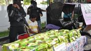 Bandar Narkoba, Zulkifli Edarkan 50 Kg Sabu Pakai Becak Motor di Medan