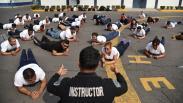 Begini Cara Meksiko Menurunkan Berat Badan Polisi Gendut