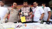 Bandar Narkoba Bawa Senjata Api agar Percaya Diri Jual Pil Double L di Surabaya