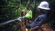 Tambang Emas Ilegal di Gunung Pongkor Bogor Ditertibkan untuk Cegah Longsor