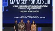 Menko Perekonomian Airlangga Hartarto Hadiri Manager Forum XLIII MNC Group