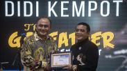 Didi Kempot Dikukuhkan BNN sebagai Relawan Antinarkoba