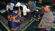 Tahanan Polres Gowa Menikah di Kantor Polisi