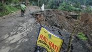 Curah Hujan Tinggi, Warga Lebak Diminta Waspada Bencana Longsor