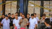 Gudang di Tangerang Timbun 600 Ribu Masker Ilegal