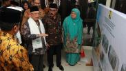 Wapres Ma'ruf Amin Resmikan Gedung Institut Ilmu Alquran