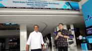 Bangun Kerja Sama Bank Mandiri dan MNC Group, Royke Tumilaar Bertemu Hary Tanoesoedibjo