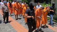 Polresta Denpasar Tangkap 11 Bandar Narkoba, Ribuan Pil Koplo Disita