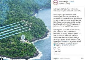 Mengintip Fakta Tugu Nol Kilometer Di Aceh Yang Fenomenal