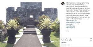 Nikmati Objek Wisata Alam Ternate Yang Instagramable Dari Atas Benteng Tolukko