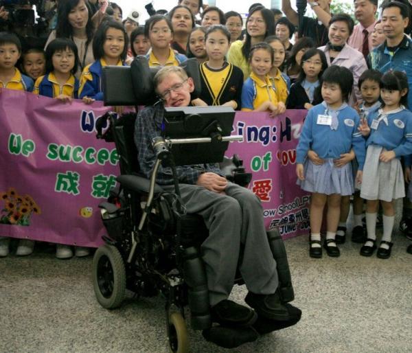 Jutaan Warga China Ratapi Kepergian 'Bintang Raksasa' Stephen Hawking