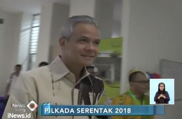 Dua Pasangan Bakal Cawagub Jawa Tengah Lakukan Tes Kesehatan