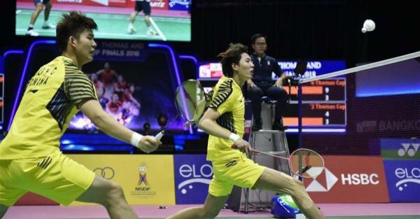 Hasil Piala Thomas: Susah Payah Bekuk Jepang, China Jadi Juara