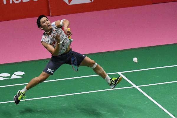 Final Piala Thomas: Kento Momota Buka Keunggulan Jepang atas China