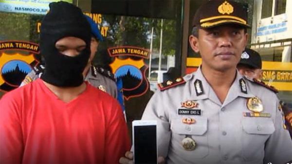 Ini Motif Remaja yang Bunuh Wanita Muda di Sunan Kuning Semarang