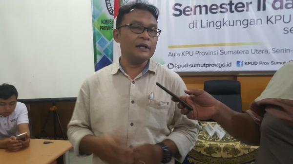 KPU Tetapkan Kepala Daerah Terpilih 12 Kabupaten Kota di Sumut