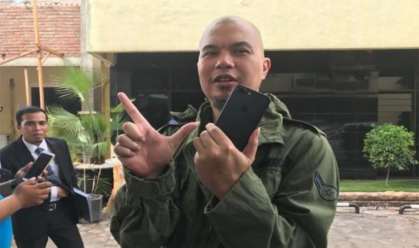 Ahmad Dhani Bakal Bertemu Prabowo dalam Waktu Dekat