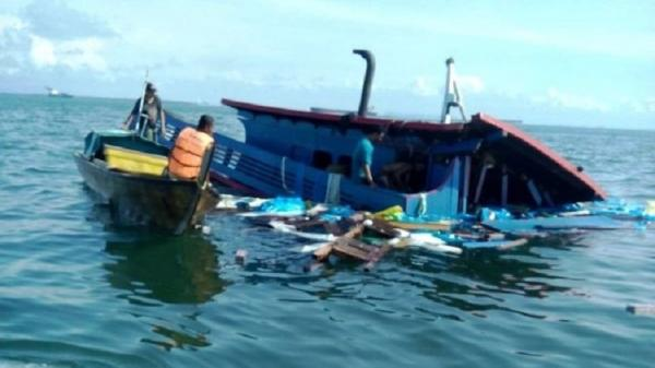 Kapal Bertabrakan, 12 Nelayan Dikabarkan Hilang di Perairan Utara Batang