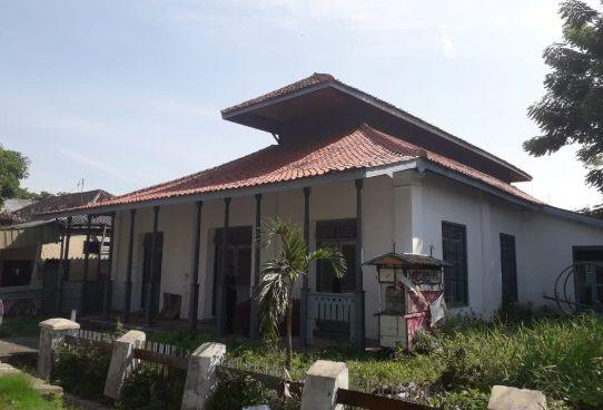 Gedung Sarekat Islam, Bangunan Antik Sekolah Tan Malaka di Semarang