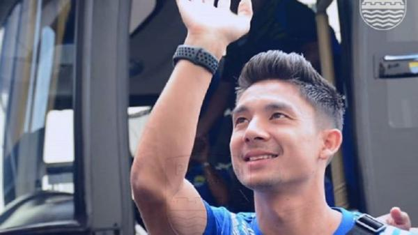 PSS Sleman Vs Persib Bandung, Ini Motivasi Kim Jeffrey Kurniawan