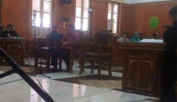Kasus Suap, Bupati Labuhanbatu Pangonal Harahap Dituntut 8 Tahun Bui