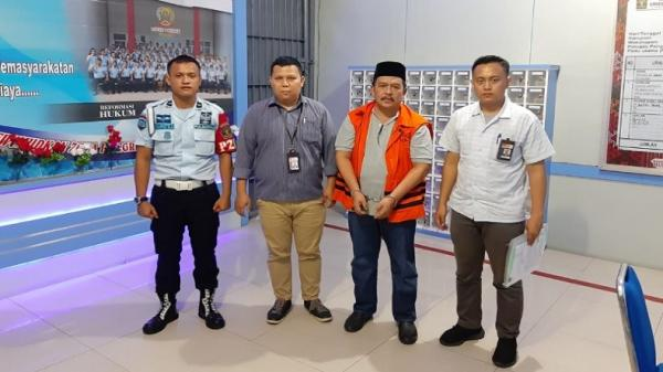 KPK Eksekusi Bupati Labuhanbatu ke Lapas Tanjung Gusta Medan