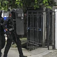 Densus 88 Geledah Rumah di Sukoharjo terkait Penyerangan Wakapolres Karanganyar