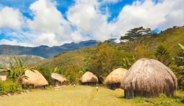 Mengenal Keunikan Suku Dani Di Lembah Baliem Papua Yang Mendunia