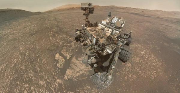 Rover NASA Deteksi Lonjakan Metana Terbesar di Mars