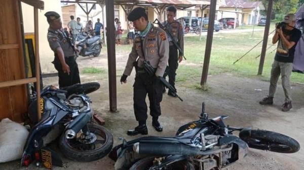 Kepala Desa Diduga Jadi Otak Perusakan Polsek Batin XXIV Batanghari