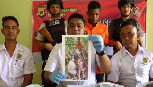 Baru Terungkap setelah 11 Hari, Ini Motif Anak Bunuh Ayah di Nagan Raya Aceh