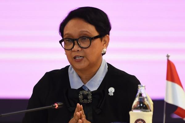 Di forum ASEAN-AS, Indonesia Minta Kemerdekaan Palestina Lewat Solusi 2 Negara