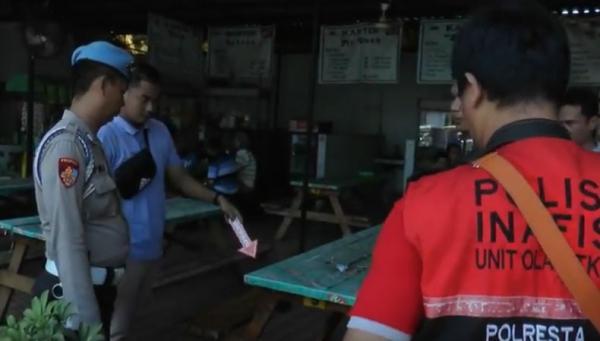 Oknum Polisi yang Kokang Senpi hingga Lukai Mahasiswa Diperiksa Polda Lampung