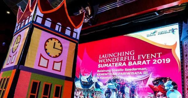 Tour de Singkarak 2019 Promosikan Pariwisata Sumbar dan Jambi