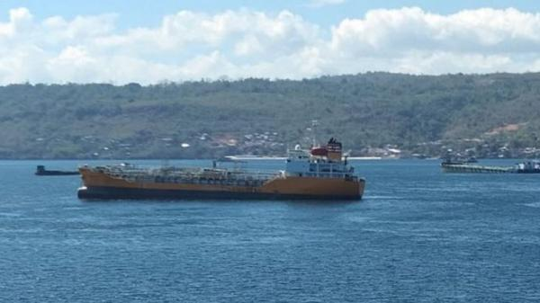 Basarnas Temukan Serpihan dan Tumpahan Minyak Kapal MV Nur Allya di Pulau Obi