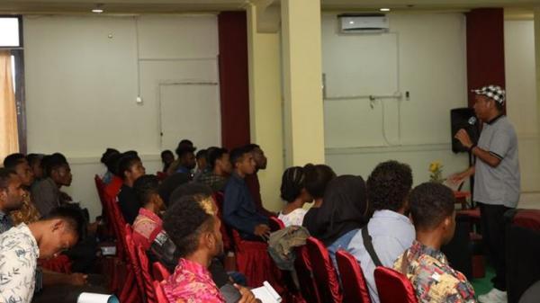 200 Milenial di Sorong Ikut Pelatihan Gerakan Papua Muda Inspiratif Kitong Bisa