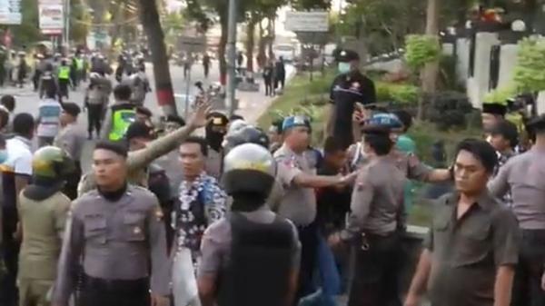Demo Rusuh di Magelang, Polisi Tetapkan 16 Pelajar Tersangka