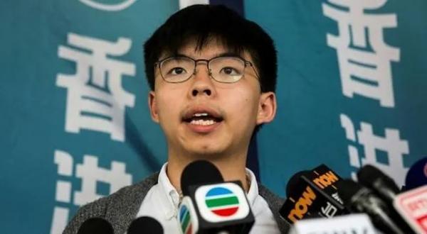 Joshua Wong Dihukum 13 Bulan Penjara karena Demo Besar di Hong Kong Tahun Lalu