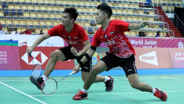Jadwal Final Kejuaraan Dunia Bulutangkis Junior 2019, Indonesia Kirim 3 Wakil