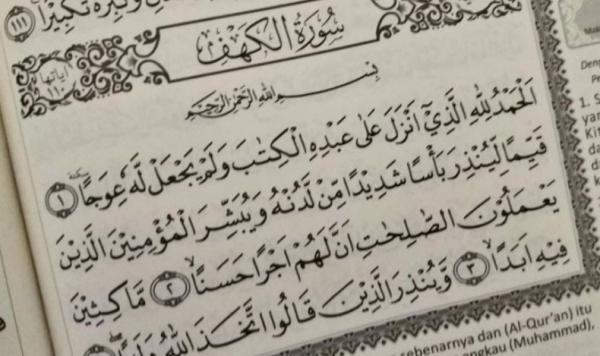 5 Keutamaan Surat Al Kahfi Dibaca Tiap Jumat, Dijaga dari Fitnah Dajjal Hingga Diampuni Dosa