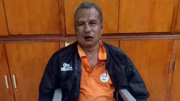Polisi di Medan Dibacok Pelaku Cabul, Tubuh Korban Penuh Luka Sabetan Parang