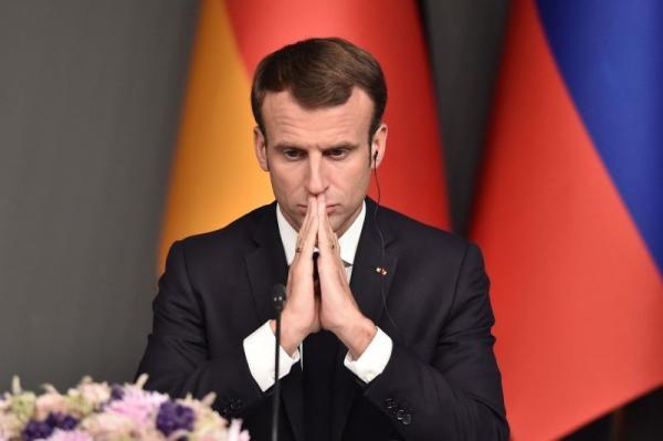 Foto Penganiayaan Pria Kulit Hitam oleh Polisi Prancis Bikin Macron Sangat Syok