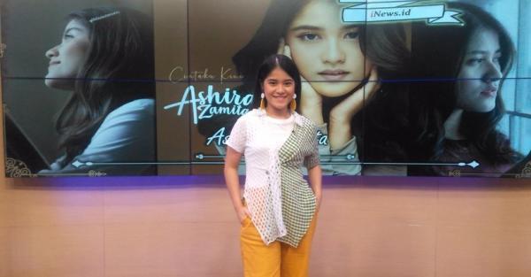 Ashira Zamita Rilis Single Cintaku Kini Lebih Baper Dan Galau
