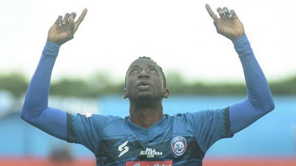Hasil Arema FC Vs Madura United: Singo Edan Menangi Derbi Jatim 2-0
