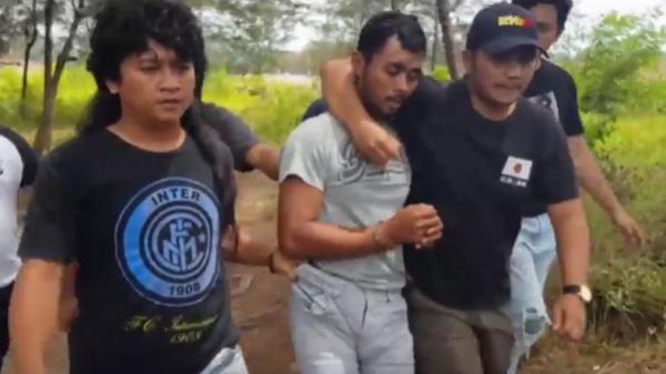 Buron 10 Hari, Pembunuh 2 Agen Sapi di Lampung Tengah Ditangkap di Bangka Belitung