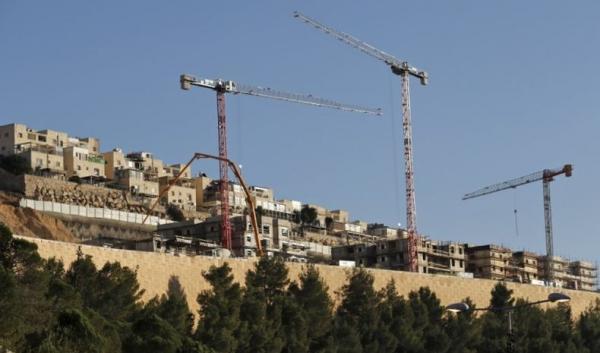 Kekuatan Eropa Desak Israel Setop Bangun Permukiman di Tepi Barat Palestina