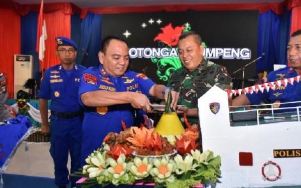HUT ke-69 Polairud, Polda Kepri Siap Jaga Kedaulatan Perairan Indonesia