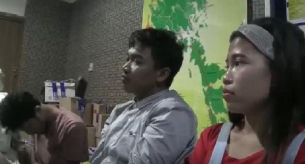 Hendak Selundupkan Sabu ke Lombok, Sepasang Kekasih Ditangkap di Bandara Hang Nadim